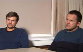 החשודים בהרעלת סרגיי סקריפל ובתו