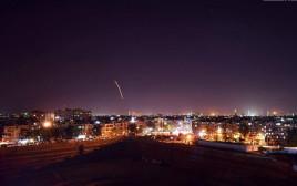 התקיפה בדמשק