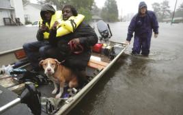 הצפות בצפון קרוליינה בעקבות הוריקן פלורנס