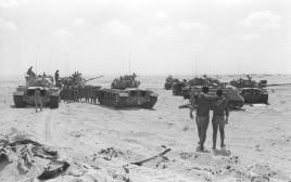 חזית סיני במלחמה