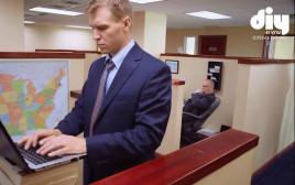 חדר כושר במשרד: איך להתחטב בזמן העבודה