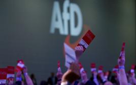 כנס מפלגת AFD