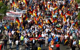 תומכי מפלגת AFD בגרמניה