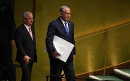 נתניהו מציג ראיות נגד איראן