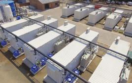 מתקן התפלה בדרום אפריקה