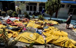הרוגים בצונאמי באינדונזיה