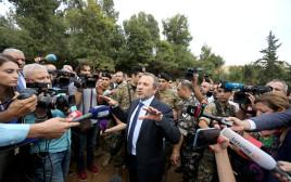 שר החוץ הלבנוני ג'ובראן באסיל