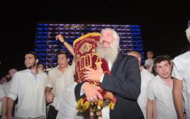 הקפות שניות בתל אביב