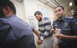 חאלד קוטינה מובא למעצר