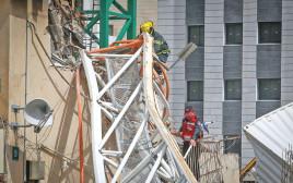 תאונה באתר בנייה, ארכיון