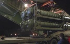 מערכת ה-S300 שהועברה בסוריה