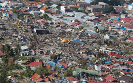 ההרס באינדונזיה