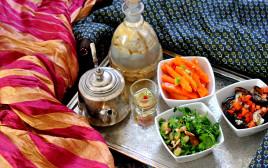 ארוחה אפגנית