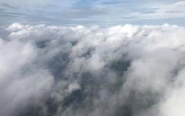 """ענני הסופה מתקרבים לפלורידה: הוריקן """"מייקל"""""""