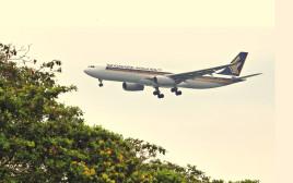 """מטוס """"אייר סינגפור"""""""