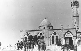 מבצע יואב, כיבוש באר שבע
