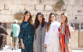 מלכות יופי קולומביאניות שהתארחו בישראל