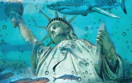 פסל החירות, שואה אקלימית