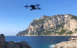 חיפושים אחר הנעדר בדרום איטליה