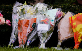 זרים לזכר קורבנות הטבח בפיטסבורג