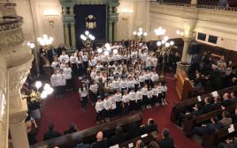 טקס זיכרון בין-דתי להרוגי הטבח בפיטסבורג