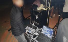 מסיבת הטבע הלא חוקית של בני הנוער בשוהם
