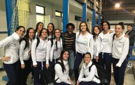נבחרת ישראל בכדורמים