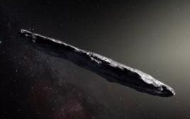 עצם בלתי מזוהה בחלל