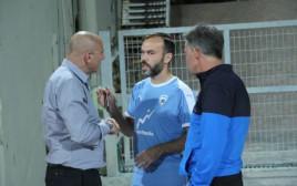 נאתכו עם זוארץ ורוטנשטיינר הערב באימון נבחרת ישראל