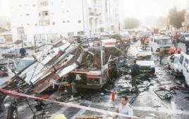 הפיגוע בקו 18 בירושלים