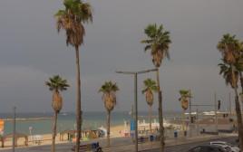 חורף בתל אביב