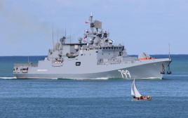 ספינה של חיל הים הרוסי