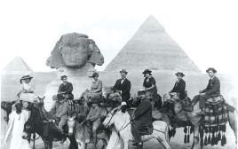 משפחתו של אברהם בר-אב במצרים