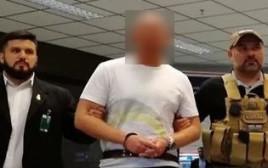 החשוד הישראלי בסחר בסמים שנמלט ממשטרת ברזיל