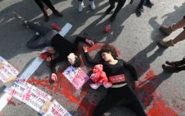 מחאת הנשים בירושלים