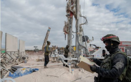 """פעולות כוחות צה""""ל מאזור גילוי מנהרת הטרור בצפון"""