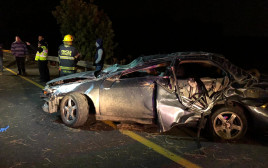 התאונה בכביש 6