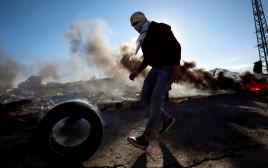 עימותים עם פלסטינים סמוך לבית אל