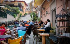 מסעדה ביוון