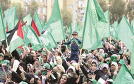 חגיגות יום השנה ה־31 להקמת חמאס