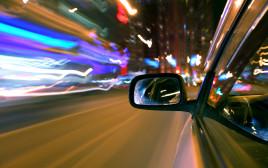 נהיגה מופרזת