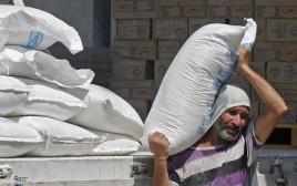 פלסטיני בעזה