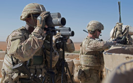 חיילים אמריקאים בסוריה