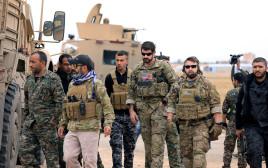 חיילי צבא ארצות הברית בסוריה