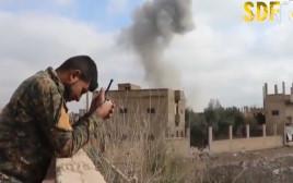 עימותים בין דאעש לכוחות הסורים הדמוקרטיים