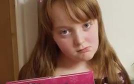 הילדה המאוכזבת