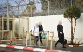 שחרור אסירים פליליים