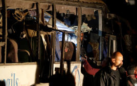 פיגוע באוטובוס במצרים