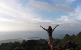 מואלבואל - טיול לבד בפיליפינים