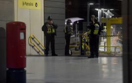 פיגוע דקירה במנצ'סטר